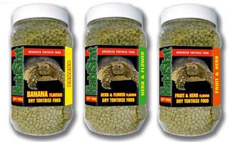 Habistat Tortoise Food