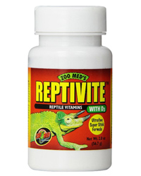 Picture of Zoo Med Reptivite with D3   57g