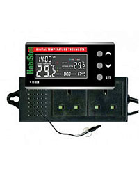 Picture of HabiStat Digital Temperature Thermostat DN and Timer