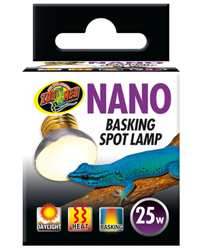 Picture of Zoo Med Nano Basking Spot Lamp 25W