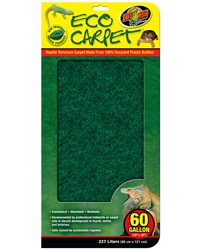 Zoo Med Eco Carpet 60 Gallon 46 X 122 Cm Other