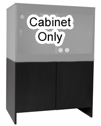 Picture of Standard Cabinet  Black - 36 x 24 x 26 Inches