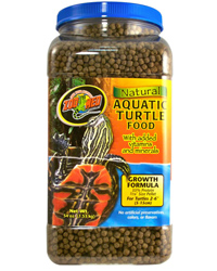 Picture of Zoo Med Aquatic Turtle Food Growth 1.5kg