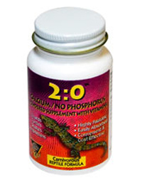 Picture of T Rex 2 to 0 Calcium without phosphorus 100g