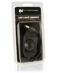 Picture of White Python LED Light Dimmer