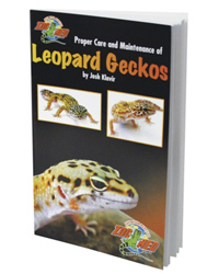 Picture of Zoo Med Care of Leopard Gecko