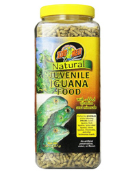 Picture of Zoo Med Iguana Food Juvenile 567g