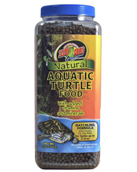 Picture of Zoo Med Aquatic Turtle Food Hatchling 425g