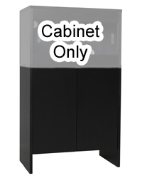 Picture of Standard Cabinet  Black - 24 x 15 x 26 Inches