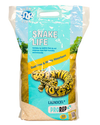 Picture of ProRep Snake Life Lignocel Substrate 10 Litres