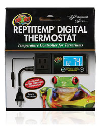 Picture of Zoo Med Repti Temp Digital Thermostat 600W