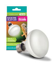 Picture of Arcadia Basking Solar Flood Lamp 75W