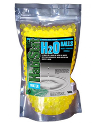 Picture of HabiStat H2O Balls Insect Hydration Lemon Yellow