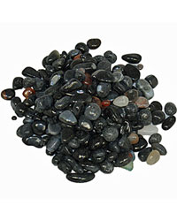 Picture of Hugo Agate Stones Black 400G