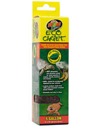 Picture of Zoo Med Eco Carpet 5 Gallon 20 x 40 cm