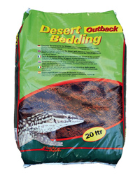 Picture of Lucky Reptile Desert Bedding Outback Red 20 Litres