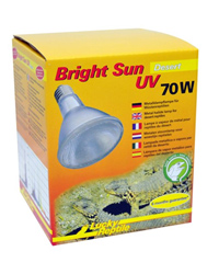 Picture of Lucky Reptile Bright Sun UV Desert 70W