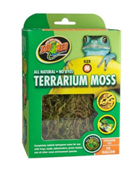 Picture of Zoo Med Terrarium Moss Medium 1.8 Litres