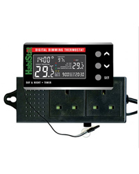Picture of HabiStat Digital Dimming Thermostat DN and Timer