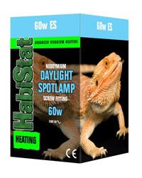 Picture of HabiStat Daylight Spotlamp 60W Screw