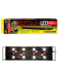 Picture of Zoo Med ReptiSun LED Hood 45-66 cm