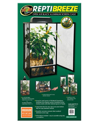 Picture of Zoo Med ReptiBreeze Screen Cage 40 x 40 x 76 cm