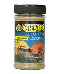 Picture of Zoo Med Adult Crested Gecko Food 57g