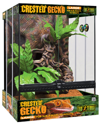 Picture of Exo Terra Crested Gecko Starter Kit Large