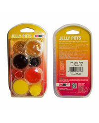 Picture of ProRep Jelly Pots 4 Flavours Mixed Pack of 8