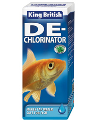 Picture of King British De-Chlorinator 100ml