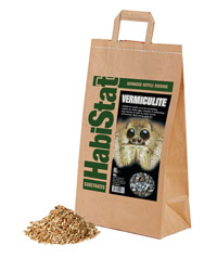 Picture of HabiStat Vermiculite Substrate Coarse 5 Litres