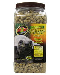 Picture of Zoo Med Grassland Tortoise Food 1.7kg