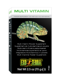 Picture of Exo Terra Reptile Multiple Vitamins 70g