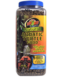 Picture of Zoo Med Aquatic Turtle Food Growth 368g