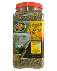 Picture of Zoo Med Iguana Food Adult 2268g