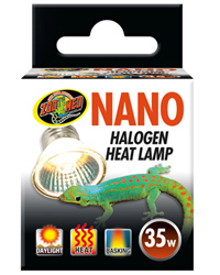 Picture of Zoo Med Nano Halogen Heat Lamp 35W