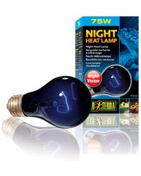 Picture of Exo Terra Night Heat Lamp A19 75W