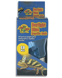Picture of Zoo Med Daylight Blue Reptile Bulb 60W ES