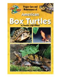 Picture of Zoo Med Proper Care of American Box Turtles