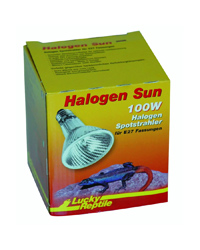 Picture of Lucky Reptile Halogen Sun Spot 100W