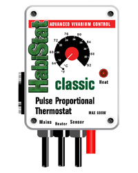 Picture of HabiStat Day-Night Pulse Proportional Stat 600W White