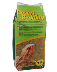Picture of Lucky Reptile Desert Bedding Natural 7 Litres