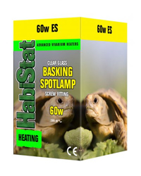 Picture of HabiStat Basking Spotlamp 60W Screw