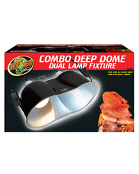 Picture of Zoo Med Large Deep Dome Combo 2 Pack