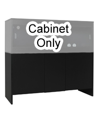 Picture of Standard Cabinet  Black - 48 x 18 x 26 Inches
