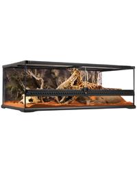 Exo Terra Glass Terrarium Large Low 90x45x30cm Glass Terrariums