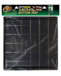 Picture of Zoo Med ReptiBreeze Substrate Bottom Tray Medium