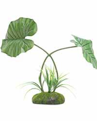 Picture of Pro Rep Artificial Philodendron maximum Plant 45cm