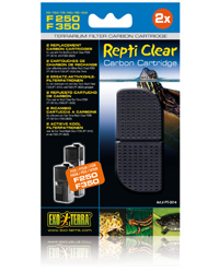 Picture of Exo Terra Carbon Cartridge for Repti Clear F250-F350