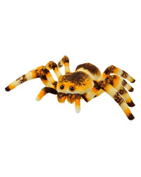 Picture of Blue Bug Plush Animal Spider